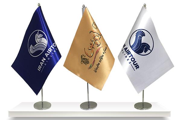 پرچم رومیزی کد R202