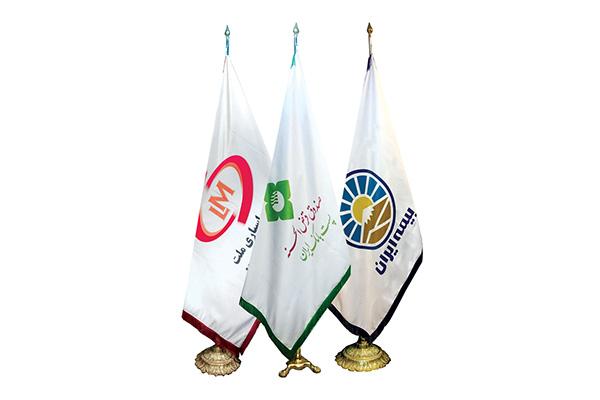 پرچم تشریفاتی کد T781