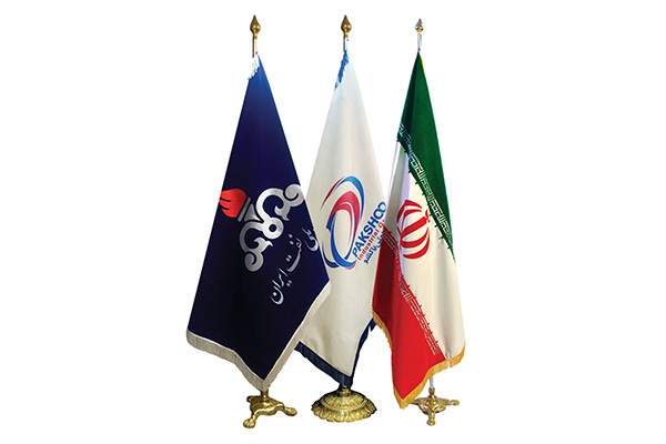 پرچم تشریفاتی کد T782