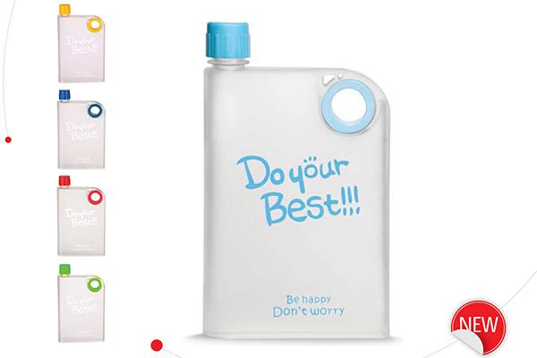 بطری آب تبلیغاتی کد X2