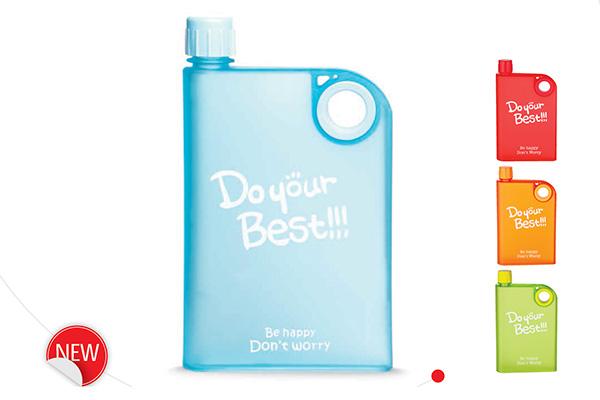 بطری آب تبلیغاتی کد X3