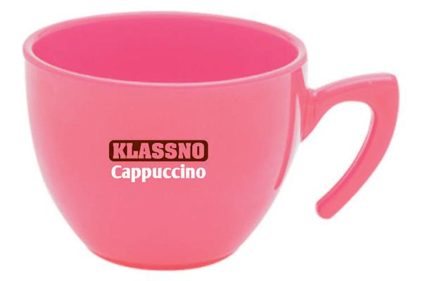 لیوان پلاستیکی کد 123