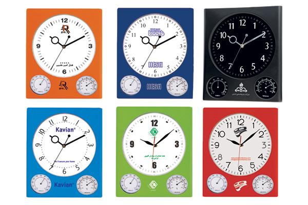 ساعت دیواری تبلیغاتی کد 5129