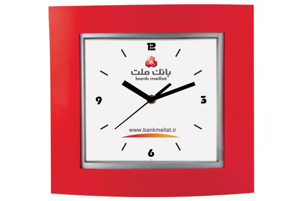 ساعت دیواری تبلیغاتی کد 5135