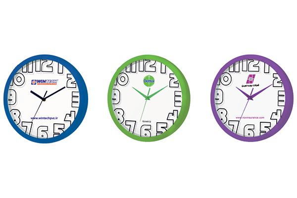 ساعت دیواری تبلیغاتی کد 5157N