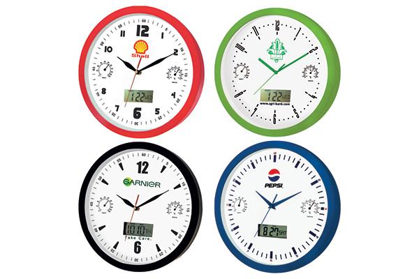 ساعت دیواری تبلیغاتی کد 5158e
