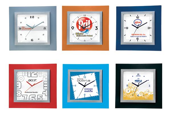 ساعت دیواری تبلیغاتی کد 5161