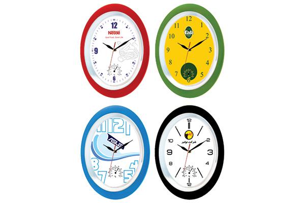 ساعت دیواری تبلیغاتی کد 5163D