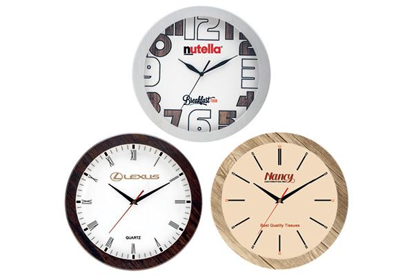 ساعت دیواری تبلیغاتی کد 5164