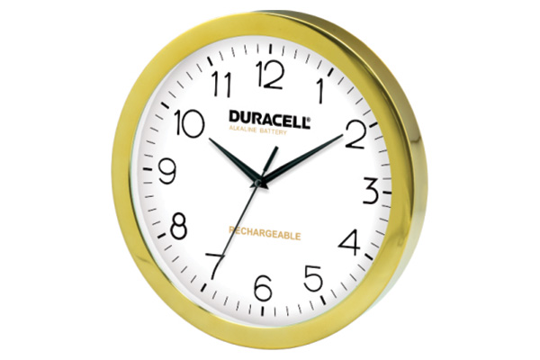 ساعت دیواری تبلیغاتی کد 5166