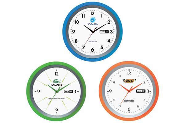 ساعت دیواری تبلیغاتی کد 5167c