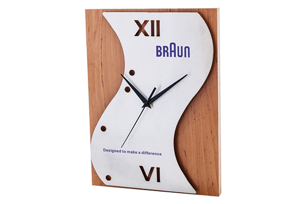 ساعت دیواری تبلیغاتی کد 5173
