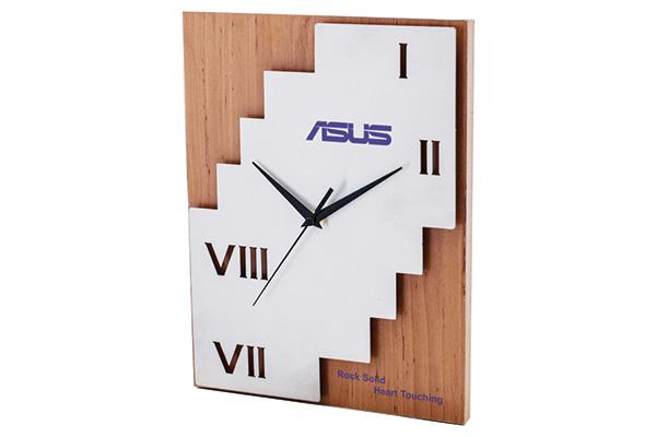 ساعت دیواری تبلیغاتی کد 5174
