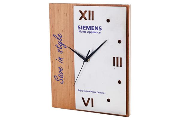 ساعت دیواری تبلیغاتی کد 5175