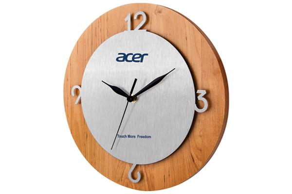 ساعت دیواری تبلیغاتی کد 5176