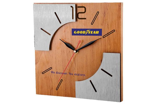 ساعت دیواری تبلیغاتی کد 5184