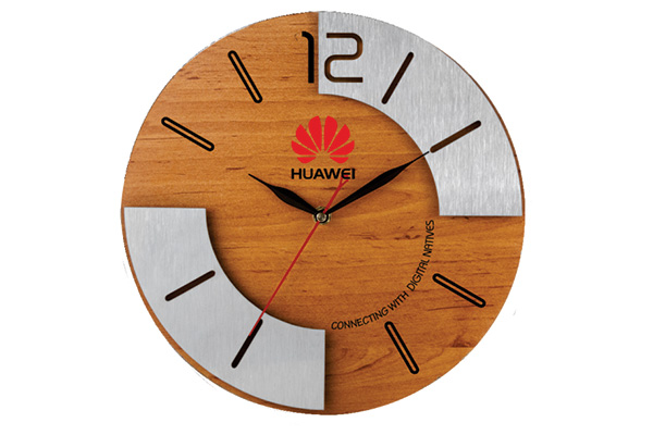 ساعت دیواری تبلیغاتی کد 5185