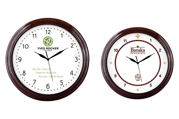 ساعت دیواری تبلیغاتی کد 5186