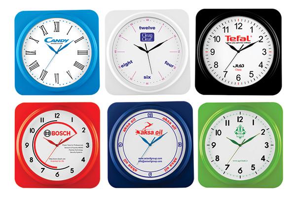 ساعت دیواری تبلیغاتی کد 5191