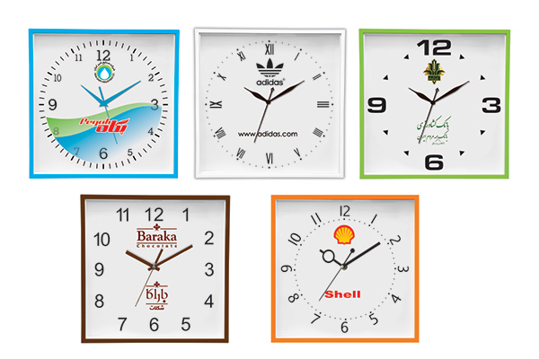 ساعت دیواری تبلیغاتی کد 5194a