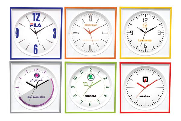 ساعت دیواری تبلیغاتی کد 5194b