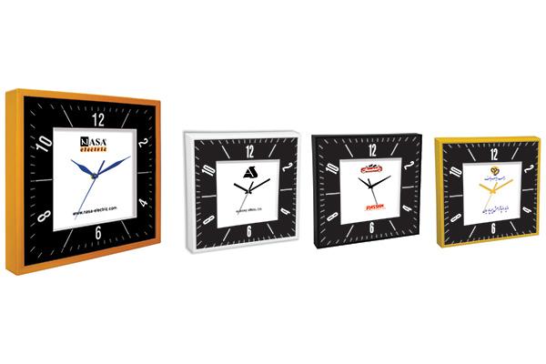 ساعت دیواری تبلیغاتی کد 5194v