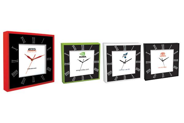 ساعت دیواری تبلیغاتی کد 5194w