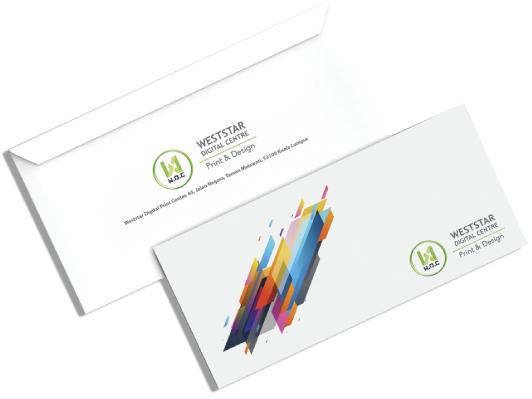 چاپ پاکت اختصاصی در کرج