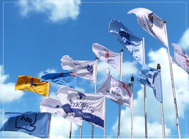 چاپ پرچم اهتزاز در کرج
