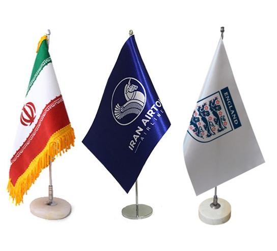 چاپ پرچم رومیزی در کرج